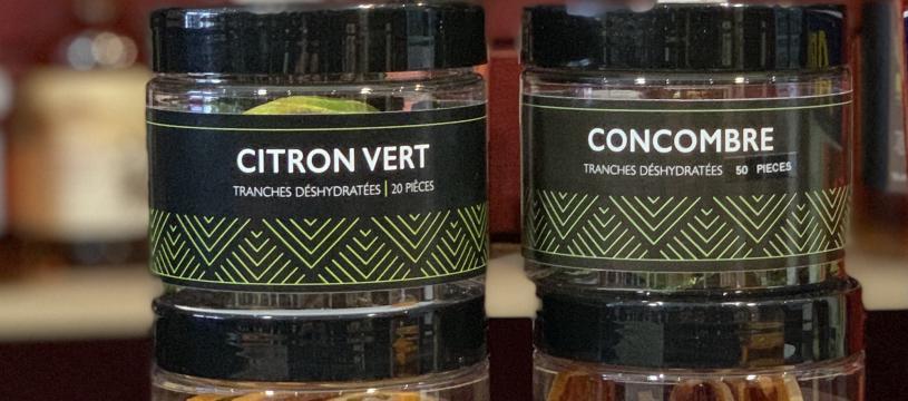 Nouveauté Produit : Les fruits tranchés déshydratés pour vos cocktails 🍹